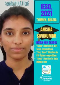 Anisha IESO