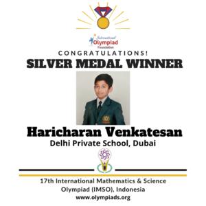 Haricharan Silver